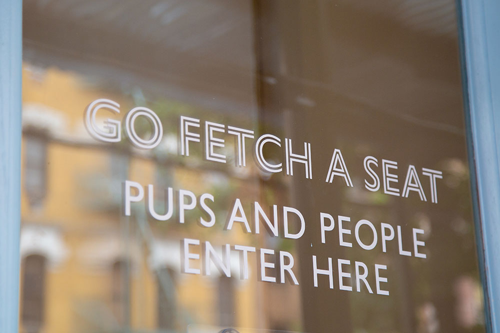 Dog-Friendly Bars and Restaurants in New York City