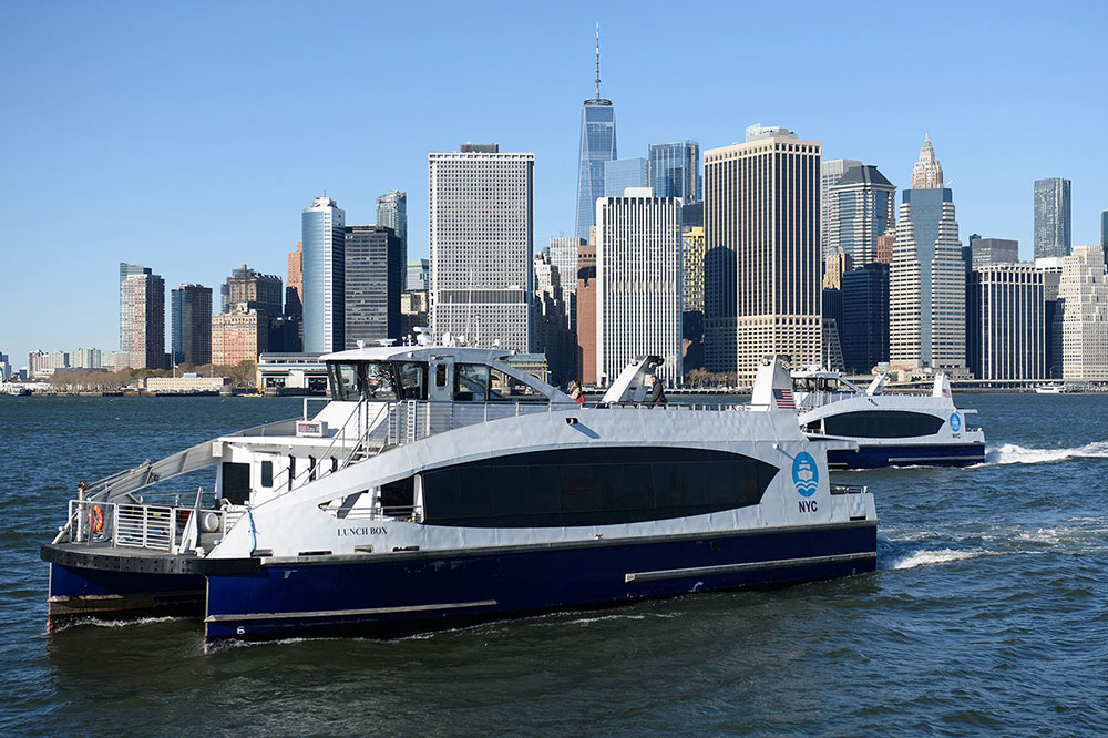 NYC Ferry Lower East Side Routes Schedules
